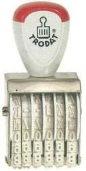 TRODAT Ziffernstempel 1546 6 - stellig 4mm