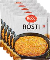 Roco Rösti , tischfertig, 5 x 500 g
