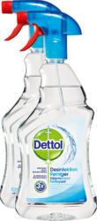 Disinfettante Dettol, 2 x 750 ml