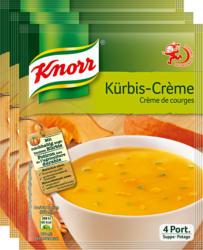 Zuppa di zucca Knorr, 3 x 78 g