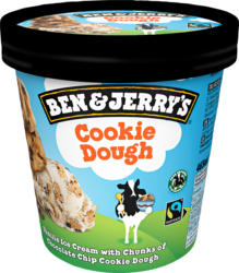 Glace Cookie Dough Ben & Jerry's , 465 ml
