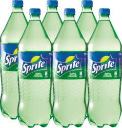 Sprite, 6 x 1,5 litri