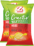 Denner Zweifel Cractiv Chips Nature, 2 x 160 g - al 01.03.2021