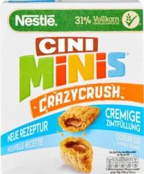 Nestlé Cerealien Cini-Minis Crazycrush, 360 g
