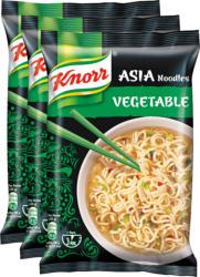 Knorr Asia Noodles, Vegetable, 3 x 70 g