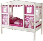 Möbelix Hausbett Lio Mini 80x200 cm Weiß