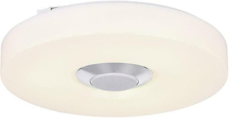 LED-Deckenleuchte Serafina Ø 35 cm mit Fernbedienung