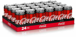 Coca-Cola Zéro Sucres 24 x 33 cl -