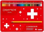 OTTO'S Caran d'Ache crayons de couleur 30 pièces -