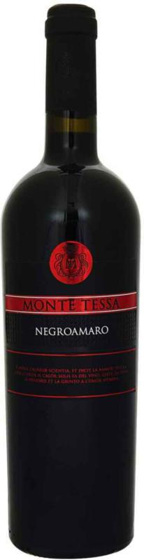 Monte Tessa Negroamaro 75 cl - 6 Stück