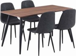 Ensemble table et chaises Rusty -
