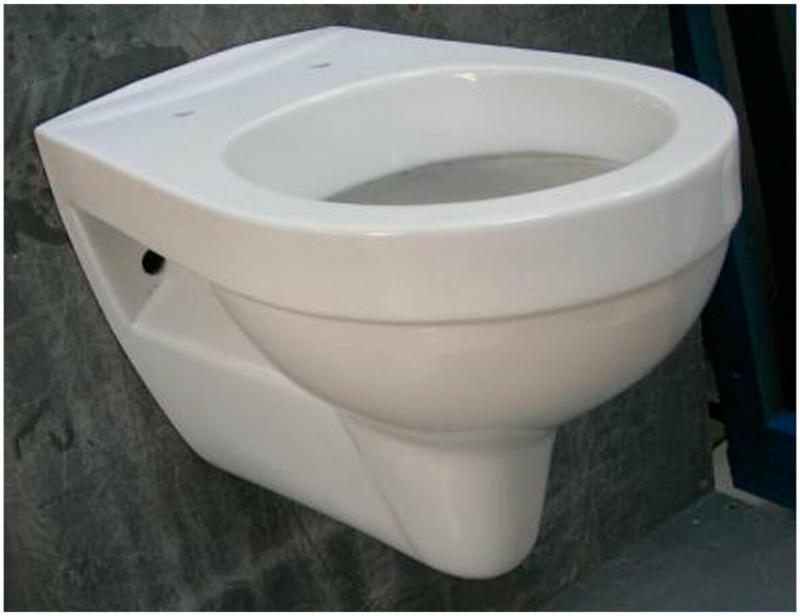Komfort Tiefspül Wand WC