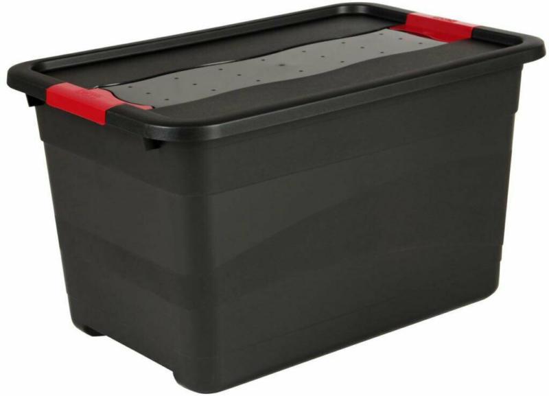 """Box """"Solido"""", 52 L, graphite 52 L"""