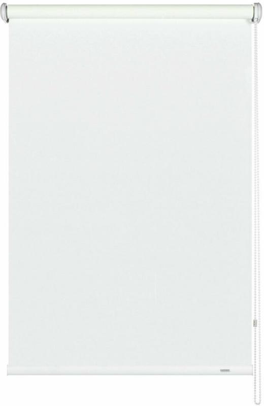 Seitenzugrollo 82x180 cm, Uni weiß
