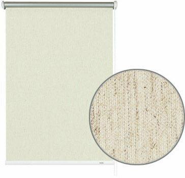 "Seitenzugrollo ""Thermo"", 162x180 cm, Struktur natur 162x180 cm"