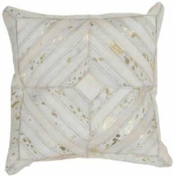 """Kissen """"Spark Pillow 410"""", elfenbein/gold"""