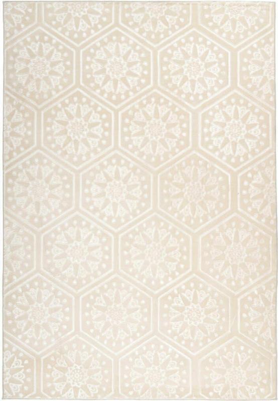 """Hochflorteppich """"Monroe 200"""", creme 160x230 cm"""