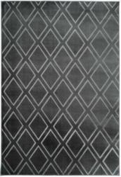 """Hochflorteppich """"Monroe 300"""", anthrazit 160x230 cm"""