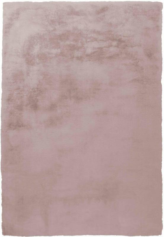 """Hochflorteppich """"Rabbit 100"""", rosa  120x170 cm"""