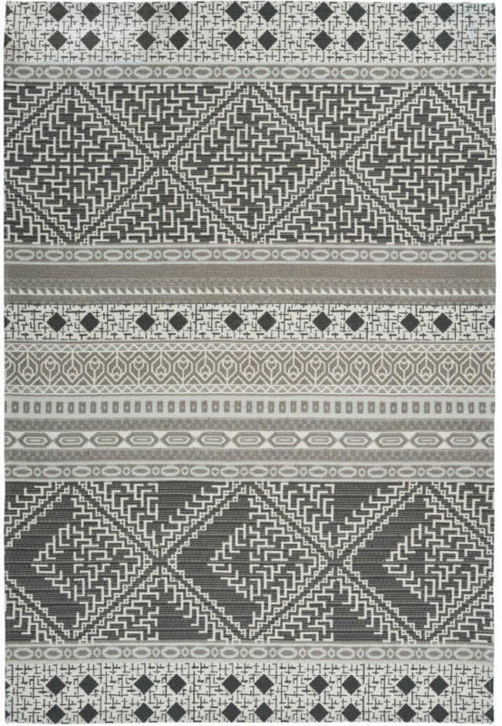 """Outdoor-Teppich """"Yoga 200"""", taupe/creme 200x290 cm"""