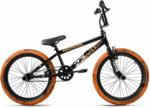 """HELLWEG Baumarkt BMX-Rad """"Circles"""", schwarz-orange schwarz-orange"""