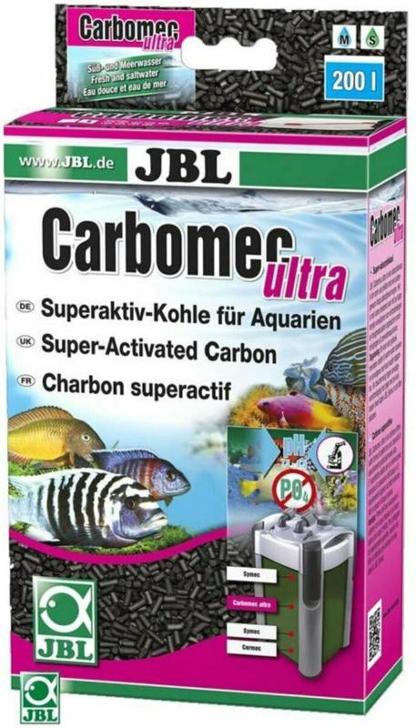 Carbomec ultra Superaktivkohle