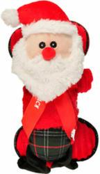 Christmas Santa Claus plus Knochen 2in1