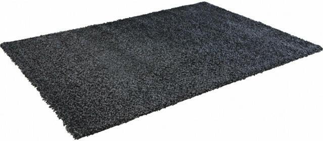 Teppich Just ca. 160 x 230 cm anthrazit