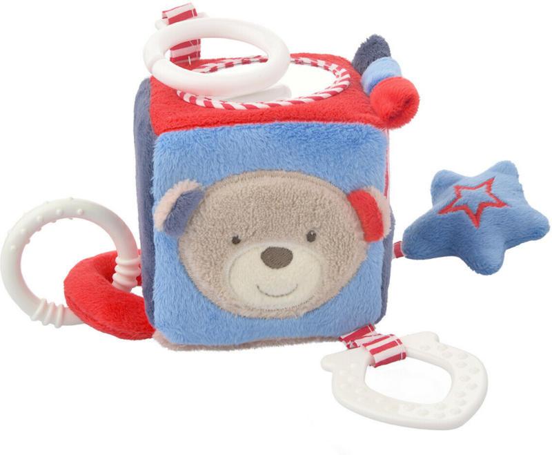 Baby Activity-Würfel mit Bären-Motiv (Nur online)