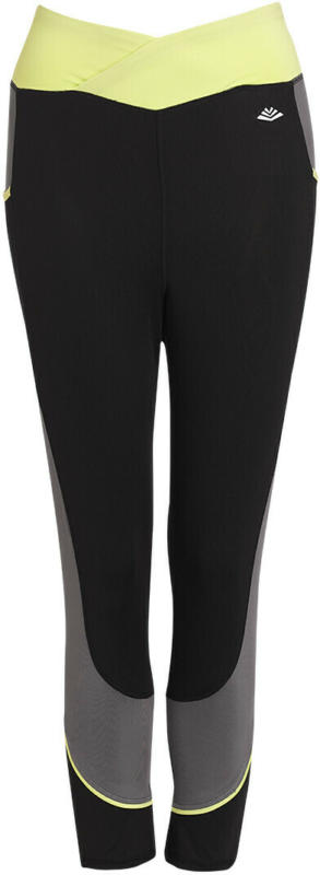 3/4 Damen Sporthose mit hoher Taille (Nur online)