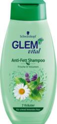 Glem Vital Shampoo oder Balsam