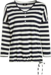 Damen Shirt mit Tunnelzug im Saum (Nur online)