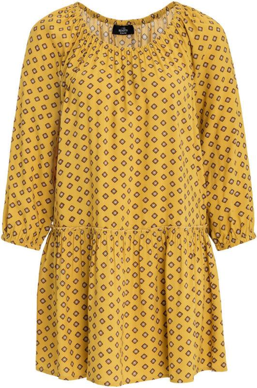 Damen Tunika mit Minimal-Print (Nur online)