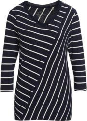 Damen Shirt mit asymmetrischem Muster (Nur online)