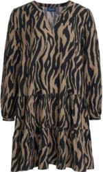 Damen Kleid mit Animal-Print (Nur online)