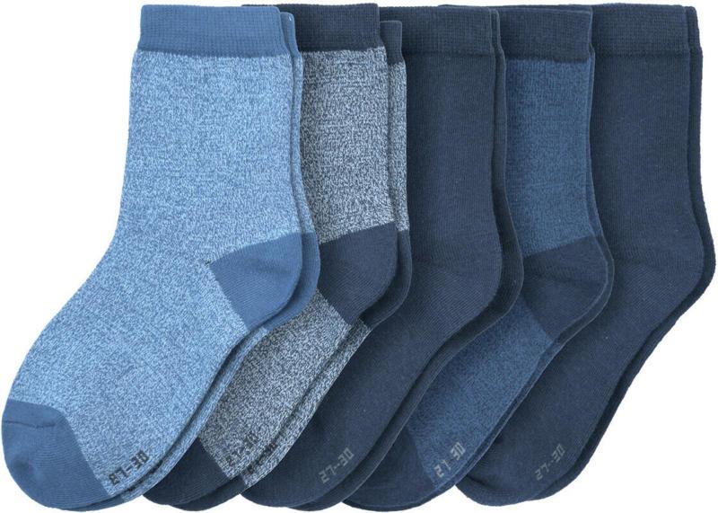 5 Paar Jungen Socken im Set (Nur online)