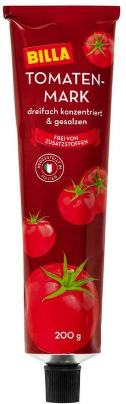 BILLA Tomatenmark