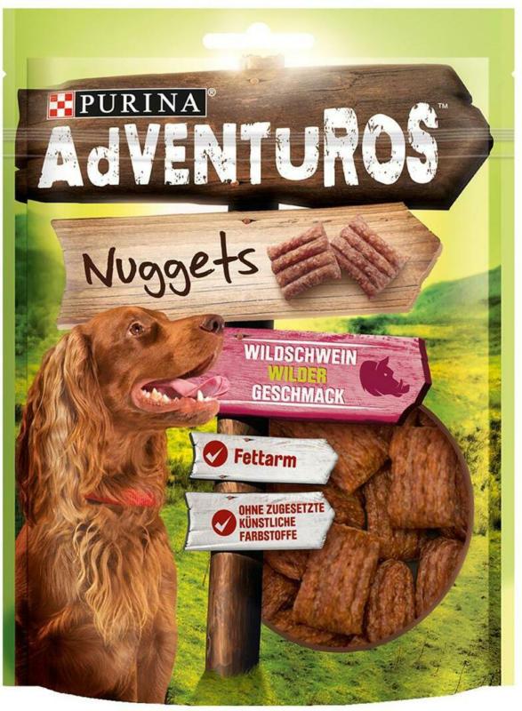 Adventuros Nuggets Wildschwein