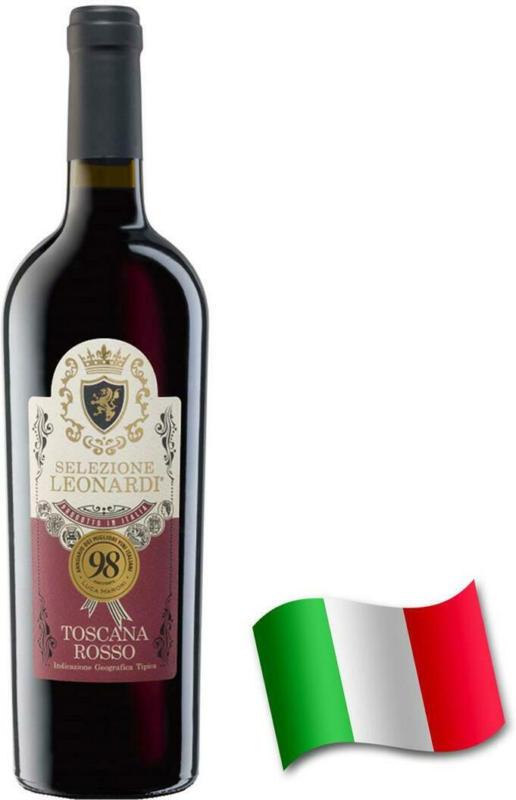 Selezione Leonardi Toscana Rosso 2016