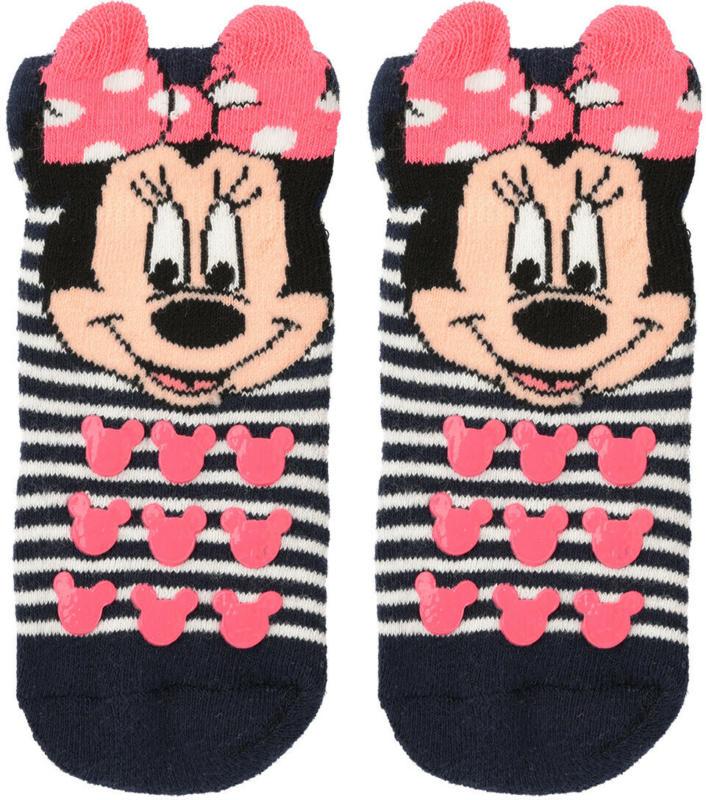 1 Paar Minnie Maus Krabbelsocken (Nur online)