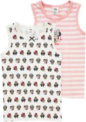 2 Minnie Maus Unterhemden im Set (Nur online)