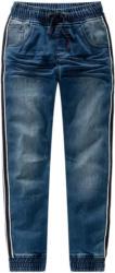 Jungen Pull-On-Jeans mit Galonstreifen (Nur online)
