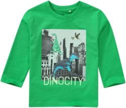 Jungen Langarmshirt mit Dino-Print (Nur online)