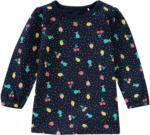 Ernsting's family Baby Langarmshirt mit Allover-Dessin (Nur online)