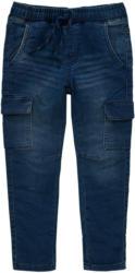 Jungen Pull-on-Jeans mit Tunnelzug (Nur online)