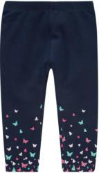 Baby Leggings mit Schmetterlings-Print (Nur online)
