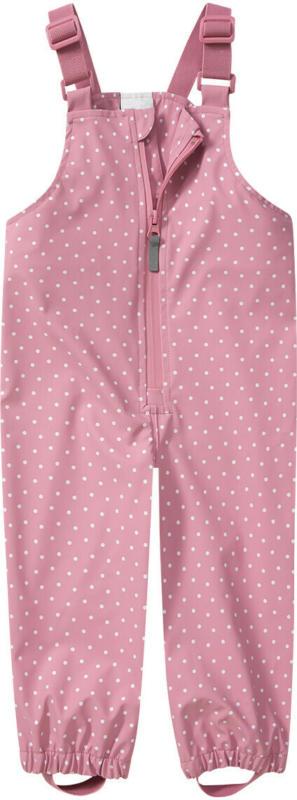 Mädchen Regenhose mit Punkte-Allover (Nur online)