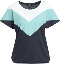 Damen T-Shirt mit Colourblocking (Nur online)