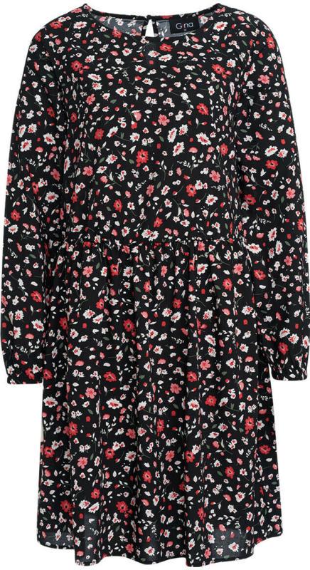 Damen Kleid mit elastischer Taille (Nur online)