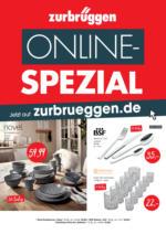 Zurbrüggen: Online-Spezial